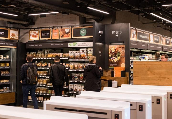 Amazon Go - первый в мире магазин без касс и продавцов