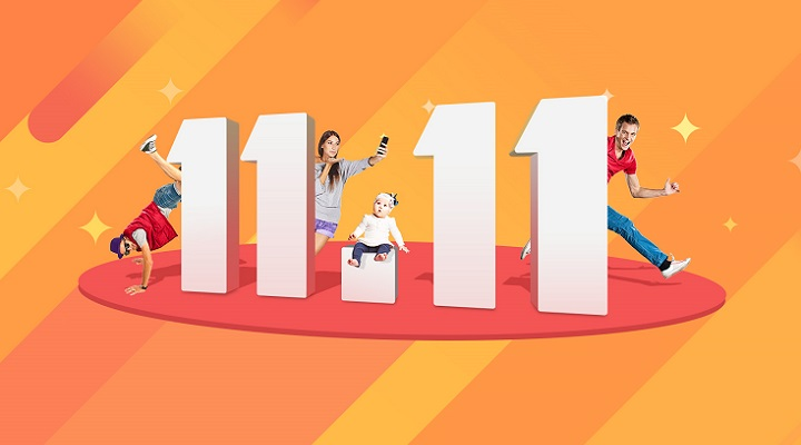 """Рекламы о распродаже """"11.11"""" в интернете было в изобилии"""