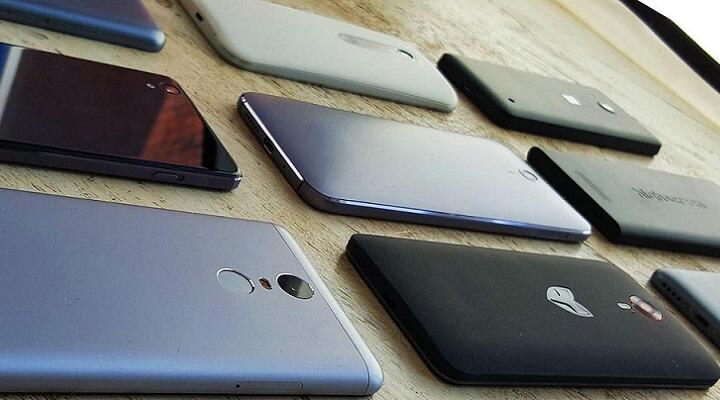На российском рынке смартфонов доля китайских устройств уже превысила 25%. Большая их часть куплена в китайских интернет-магазинах