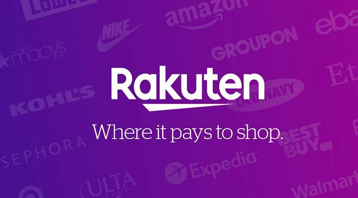 Rakuten - третий по выгодности кэшбэк-сервис для покупок в иностранных интернет-магазинах после TopCashback